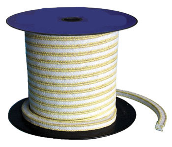 PTFE Packing with Aramid Corners