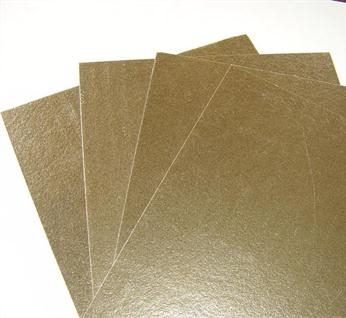 Soft Golden Mica Sheet