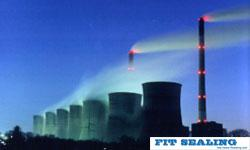 Coal-fired power plants and heavy electrical industry