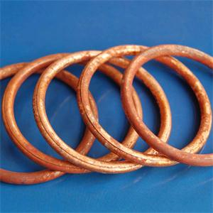 Copper Metal O-Ring